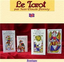 La boutique du Tarot