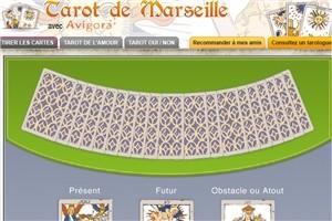 Tarot de Marseille Facebook